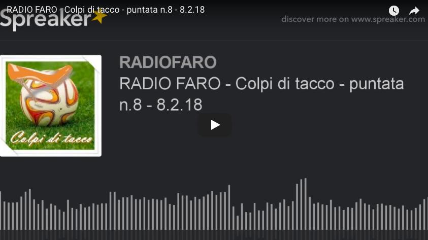INTERVISTE SU RADIO FARO